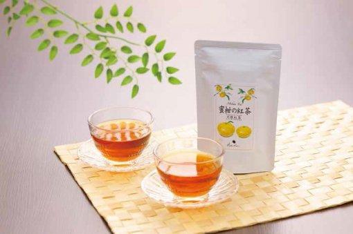 秋-37 蜜柑の紅茶