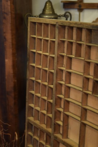 古い升のトレイBOX