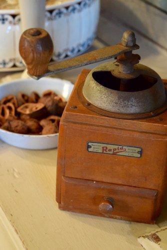 木製コーヒーグラインダー/コーヒーミル(送料込み)