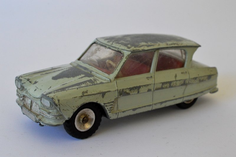 Solido Citroen AMI 6. Ref. 114. 1962