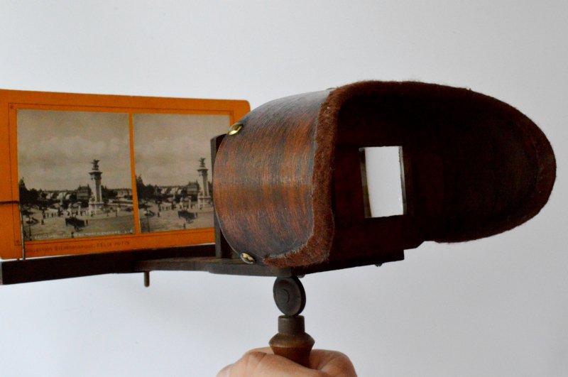 Stereoscope A. C. Champagne