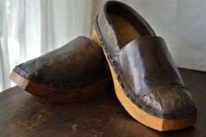 Klompen(clogs) 木靴