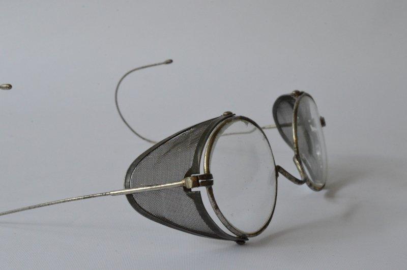 ウィンザーメガネ Safety Goggles付