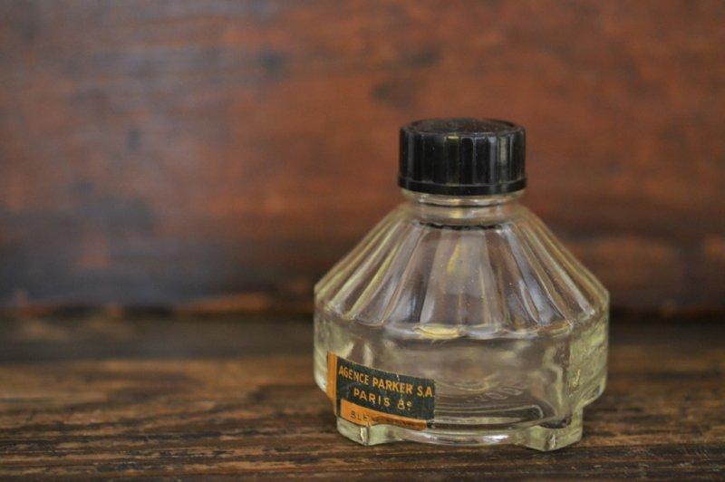 Parker Quink Vintage ink bottle
