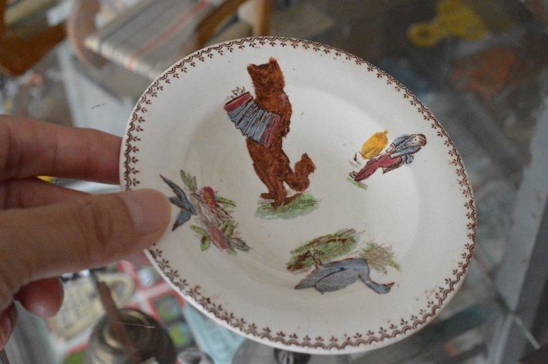 ままごと陶器 IVOIRE  プレート深皿