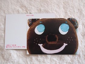 DONUT BEAR ポストカード