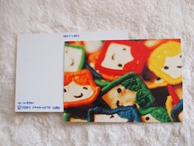 WINDOW ポストカード