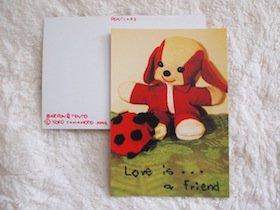 BARRON&TENTO(バロンと天道)ポストカード