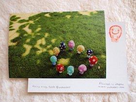 fairy ring ポストカード