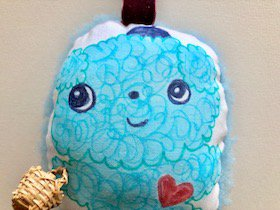 cotton candy blue bear<img class='new_mark_img2' src='//img.shop-pro.jp/img/new/icons50.gif' style='border:none;display:inline;margin:0px;padding:0px;width:auto;' />