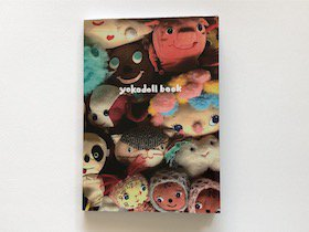 yokodoll book<img class='new_mark_img2' src='//img.shop-pro.jp/img/new/icons5.gif' style='border:none;display:inline;margin:0px;padding:0px;width:auto;' />