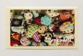 yokodolls ステッカー<img class='new_mark_img2' src='//img.shop-pro.jp/img/new/icons5.gif' style='border:none;display:inline;margin:0px;padding:0px;width:auto;' />