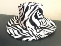 <img class='new_mark_img1' src='//img.shop-pro.jp/img/new/icons1.gif' style='border:none;display:inline;margin:0px;padding:0px;width:auto;' />[John'sbyJOHNNY] Zebra Hat