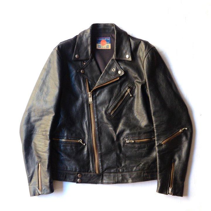 [LABRAT] × blackmeans Leather JKT