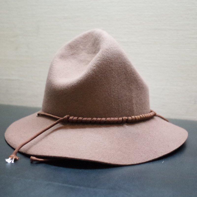 [blackmeans] Wool Hat