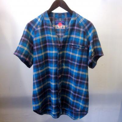 [blackmeans] S/S Nel Shirt