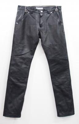 [F-LAGSTUF-F] ×blackmeans Leather Pants