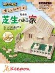 芝生のある家(1個までメール便可能)加賀谷木材