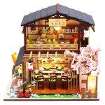 ミニチュアドールハウス 吉本寿司