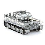 ティガータンク 戦車 メタリックナノパズル