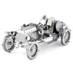 ヴィンテージカー クラシックカー メタリックナノパズル