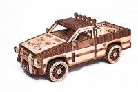 Wood Trick ピックアップトラック