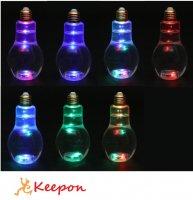 電球ボトルライト
