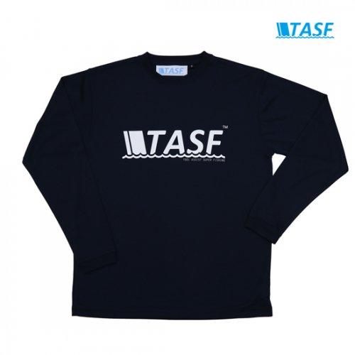 TASF DRY ロンTee -Navy-