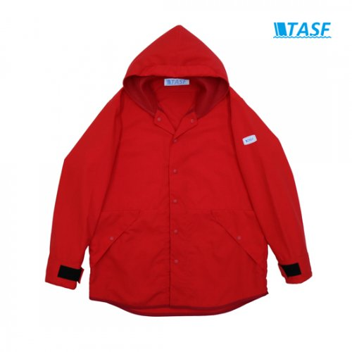 TASF FISH PARKA -Red-