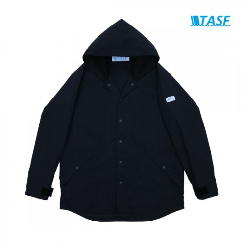 TASF FISH PARKA -Black-
