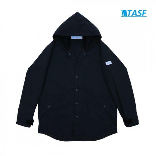TASF FISH PARKA -Black-