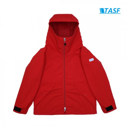 TASF BASS PARKA -Red-