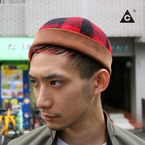 Minorā Hat -Red Buffalo-