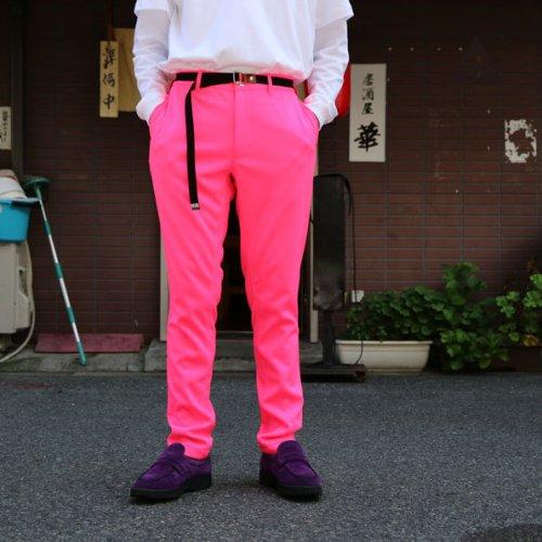 ボンスウェジャージ  -蛍光 Hot Pink-