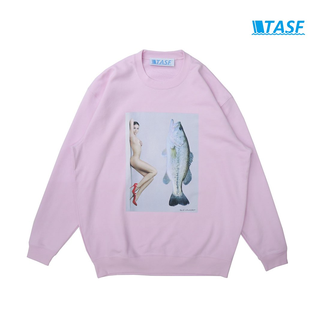 TASF BASS NUDE SWT -Pink-