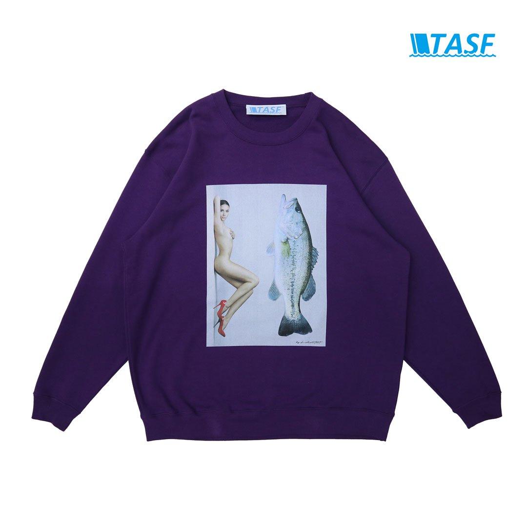 TASF BASS NUDE SWT -Purple-