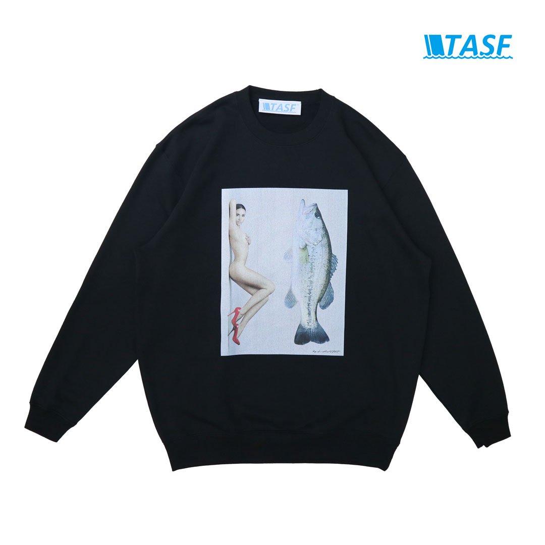TASF BASS NUDE SWT -Black-
