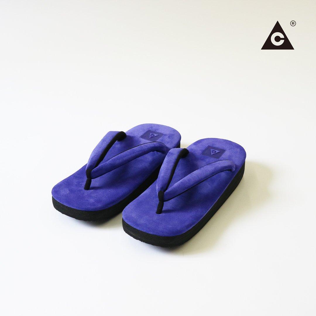 IRISH雪駄(イーグル別注)  -Purple Nomura-