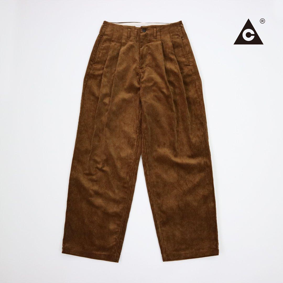 ボンタン  -Brown Corduroy-