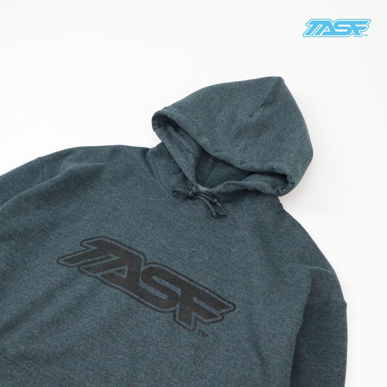 TASF Logo Hoodie -D/GRY-