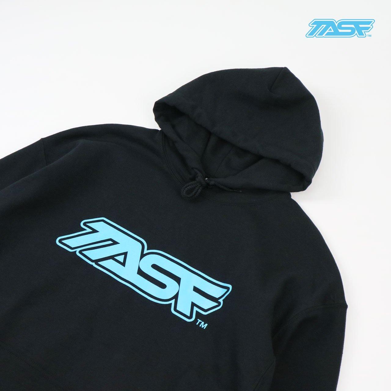 TASF Logo Hoodie -BLK-