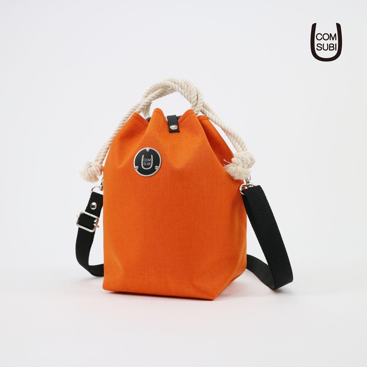 "COMUSUBI BAG  ""Cordura®"" -Orange-"
