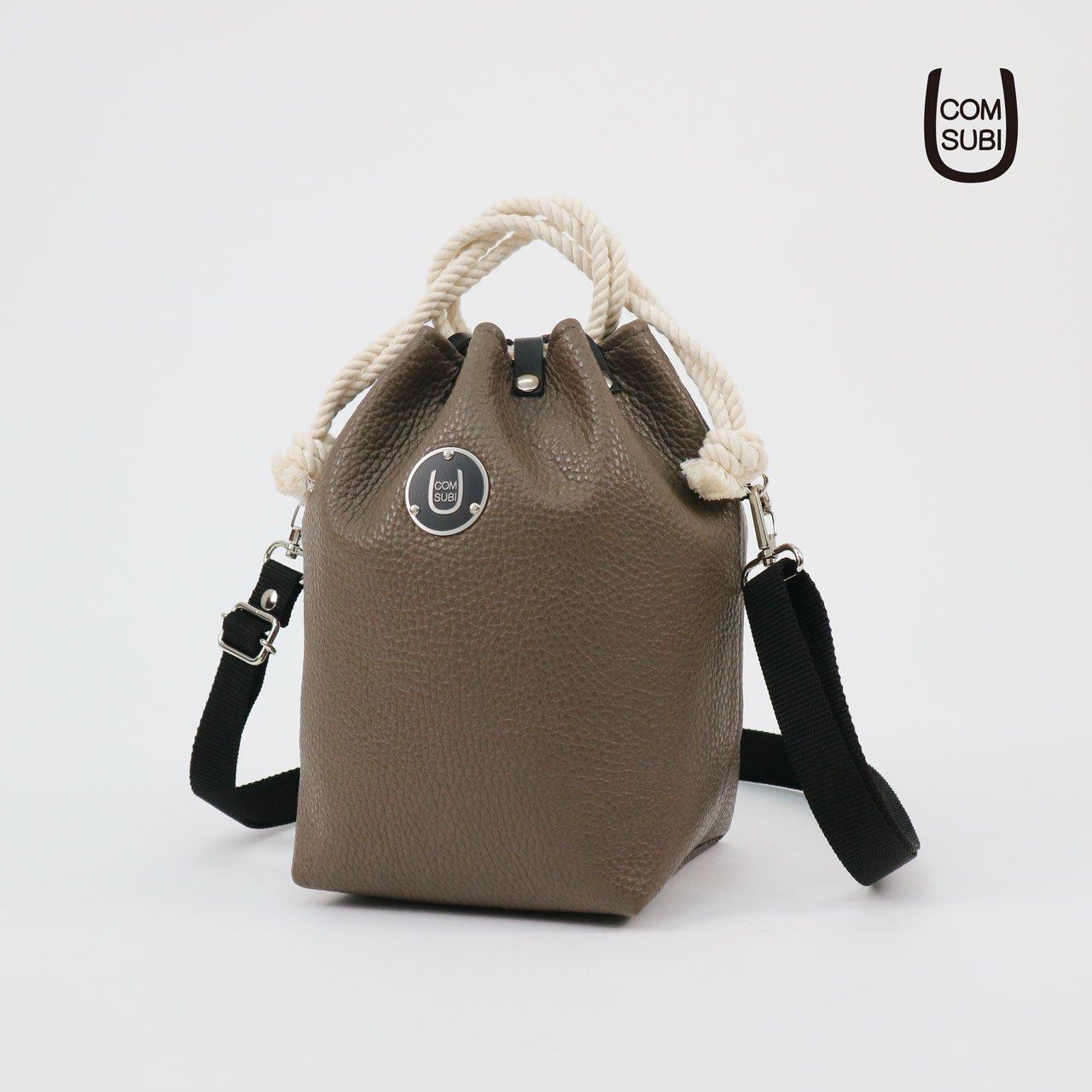 "COMUSUBI BAG  ""Leather"" -Elephant-"