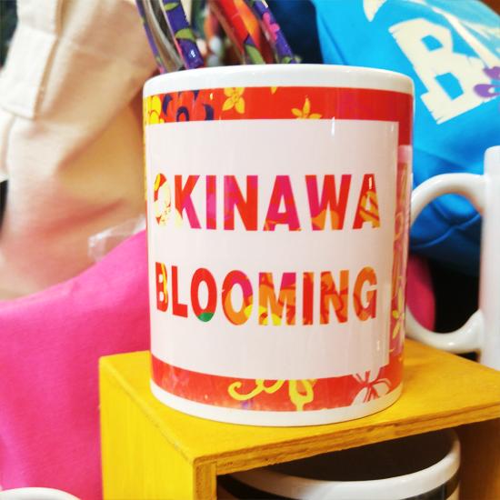マグカップ OKINAWA BLOOMING