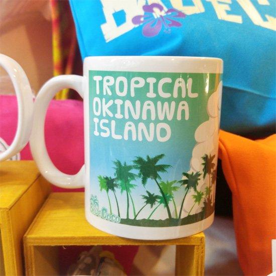 マグカップ Palmtree