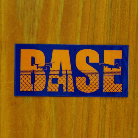 BASE【販売ステッカー】<img class='new_mark_img2' src='https://img.shop-pro.jp/img/new/icons24.gif' style='border:none;display:inline;margin:0px;padding:0px;width:auto;' />
