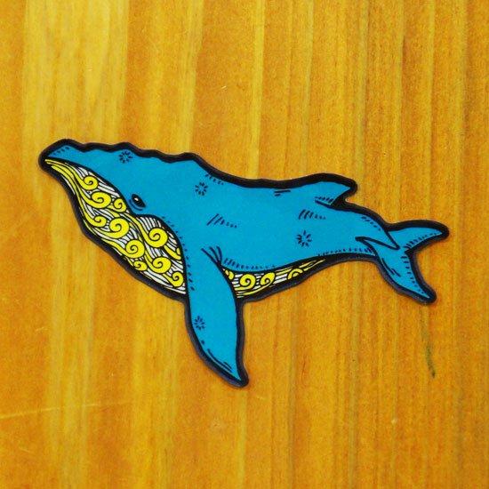 鯨【販売ステッカー】