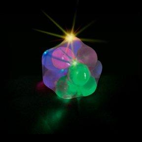 ライトアップモールキュールボール ( 直径約7cm ・重さ約92g)  PV2490
