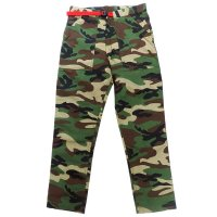 MOUNTAIN PANTS - CAMO