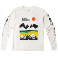 DESERT TEE LONG SLEEVE